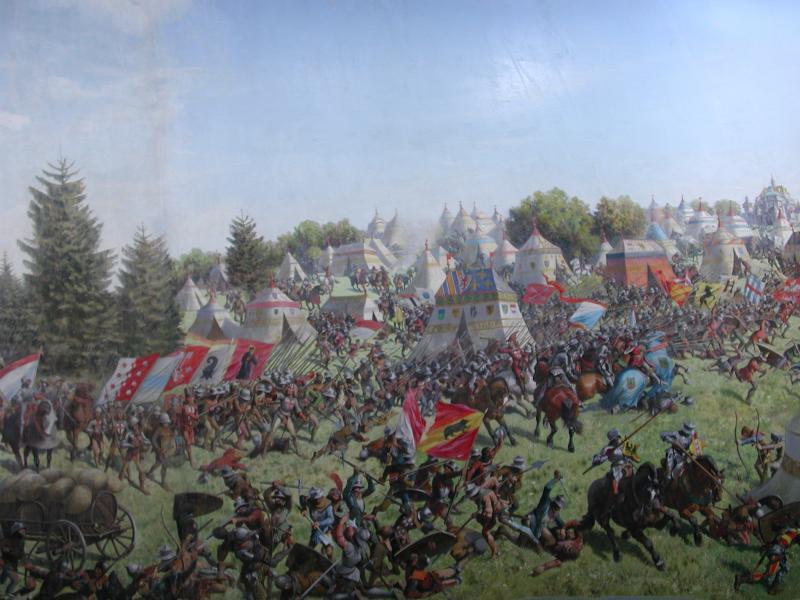 Швейцария празднует, Битва при Муртене, Карл Смелый, Карл Смельчак, Старая Конфедерация, Бургундский герцог, Бургундия, 22 июня 1476 года, Осада Грансона, Муртен, Осада Муртена, Берн, Фрибург
