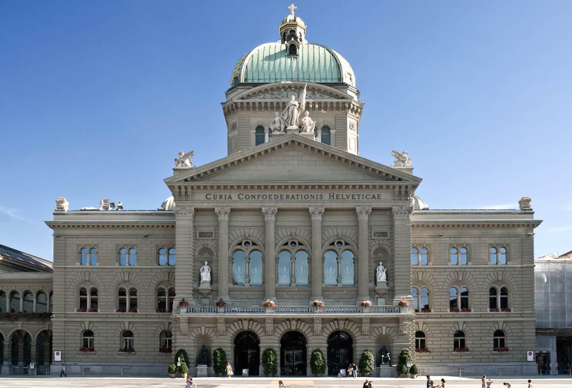 Парламент Швейцарии, Аккредитация лоббистов, Большая камера Парламента Швейцарии, Лоббизм коррупция, Лоббизм в Швейцарии, Свободная демократическая партия Швейцарии, Андреа Карони