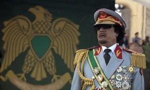 большая Швейцария, бывший ливийский диктатор Каддафи