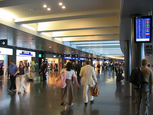 аэропорт Цюриха, duty-free аэропорта Цюриха, предрождественский бизнес, магазины Швейцарии, ноябрь 2014, декабрь 2014, аэропорт цюрих