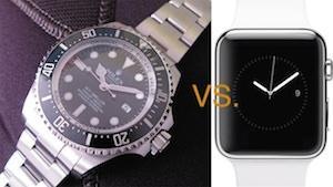 швейцарские часы, Apple Watch