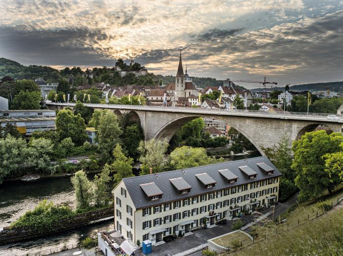 Баден  Баден – красоты швейцарской провинции 1