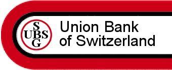 UBS, швейцарский банк