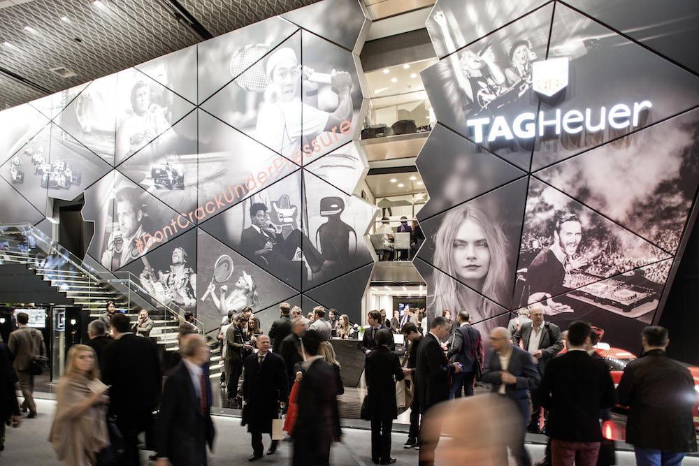 BaselWorld-2017 международная выставка часов в Базеле