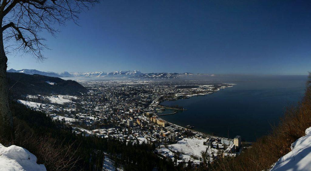 Брегенц Боденское озеро Боденское озеро (озеро Констанц) Bregenz
