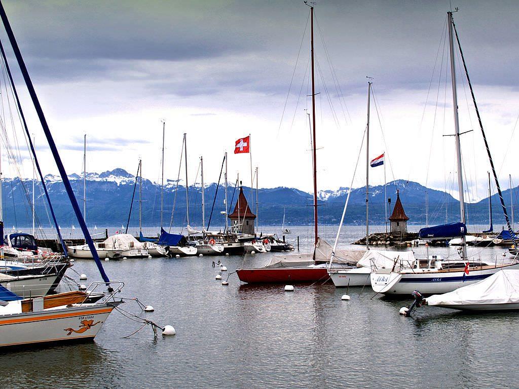 город Морж Швейцария