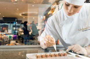швейцарский шоколад Läderach