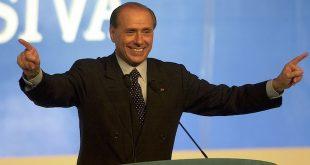 Бывшая жена Сильвио Берлускони