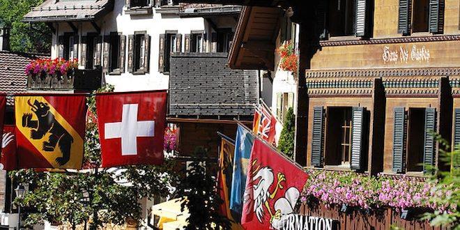 жилье на горнолыжных курортах Швейцарии