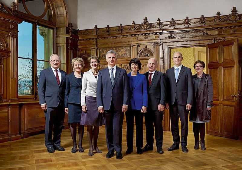 Президент Швейцарии