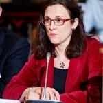 Cecilia Malmstr m Security and Defence Agenda 150x150 - Европарламент утвердил новый состав Еврокомиссии (фото)