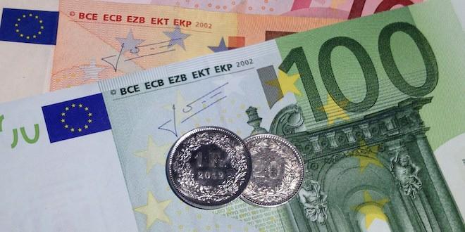 Валюта швейцарии курс к евро мособлбанк