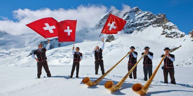 Швейцария кантоны