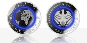 монета 25 евро
