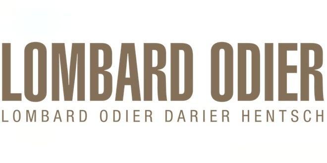 Lombard Odier банк швейцария