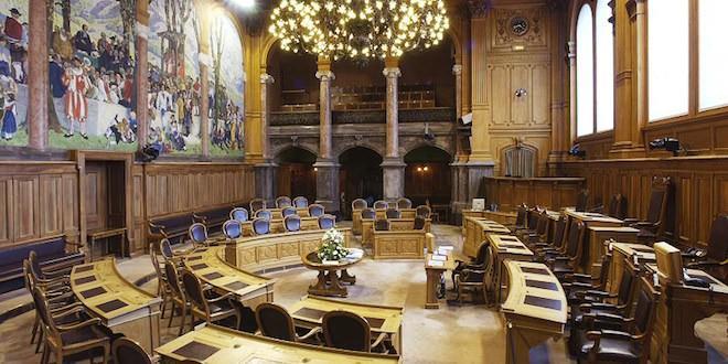 Photo of Совет кантонов – малая палата парламента Швейцарии
