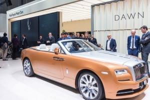 Женевский автосалон 2016