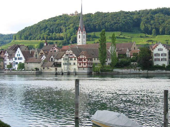 замок Хохенклинген