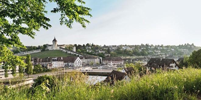 город Шаффхаузен