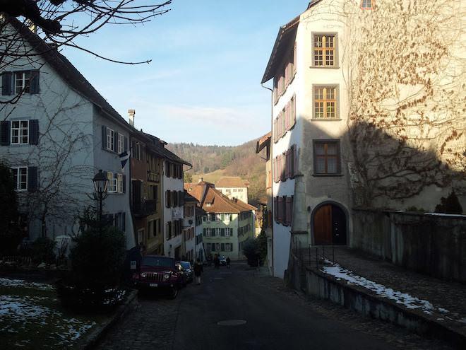 старый город Кайзерштуль
