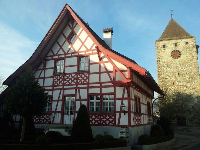 верхняя башня Кайзерштуль