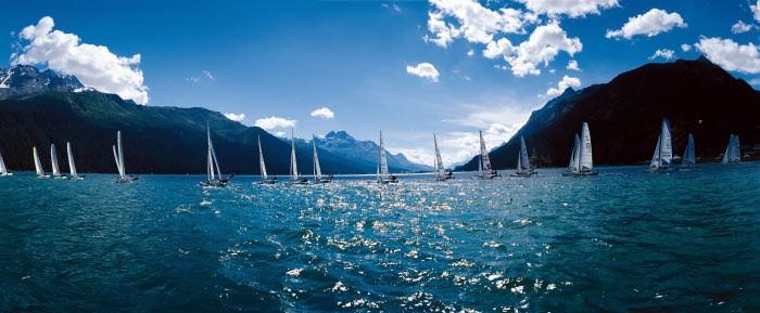 Озеро Сильваплана
