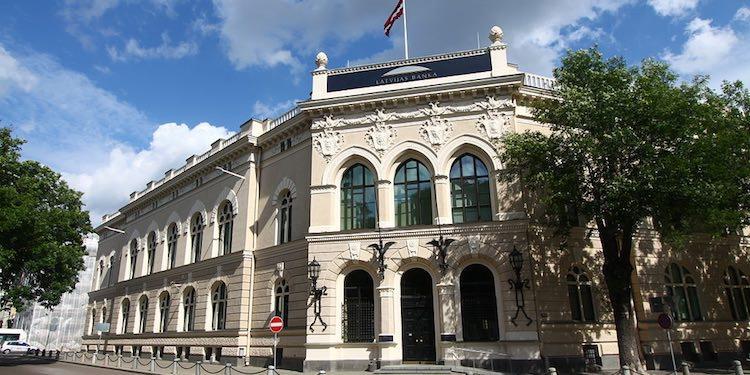 Банки Латвии