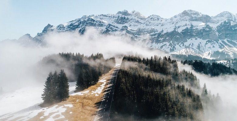 Горы Швейцарии