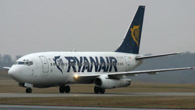 Ryanair Цюрихский аэропорт