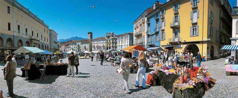 Пьяцца-Гранде Локарно