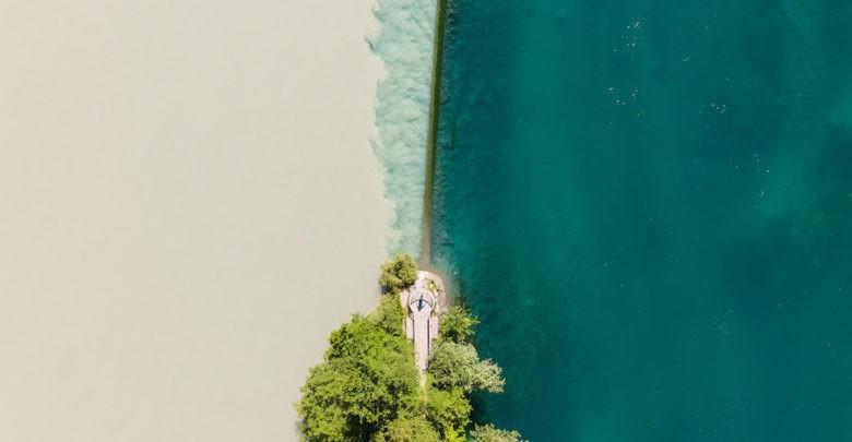 Рона река Арв