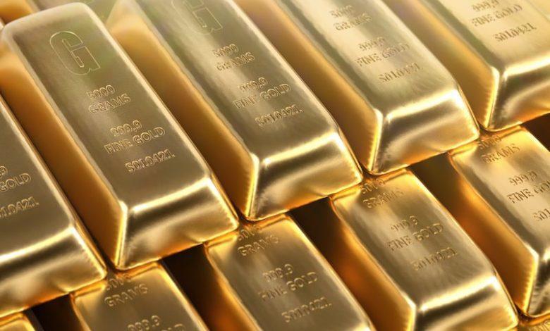экспорт золота из Швейцарии